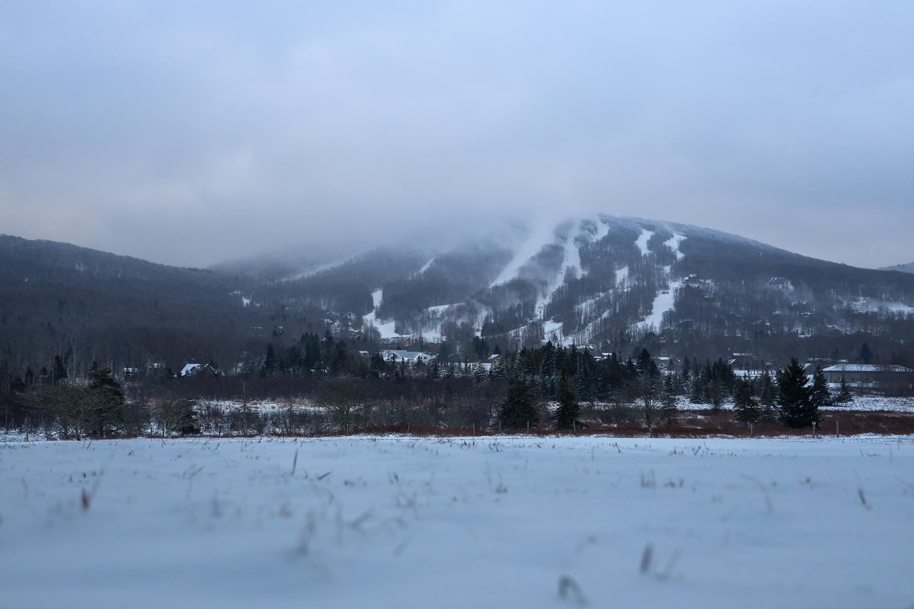 The Mountain & Facilities